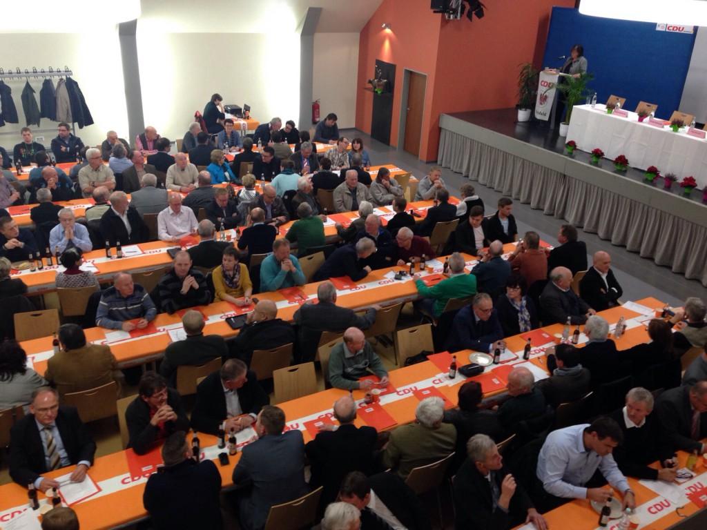 Kreisparteitag Dezember 2015