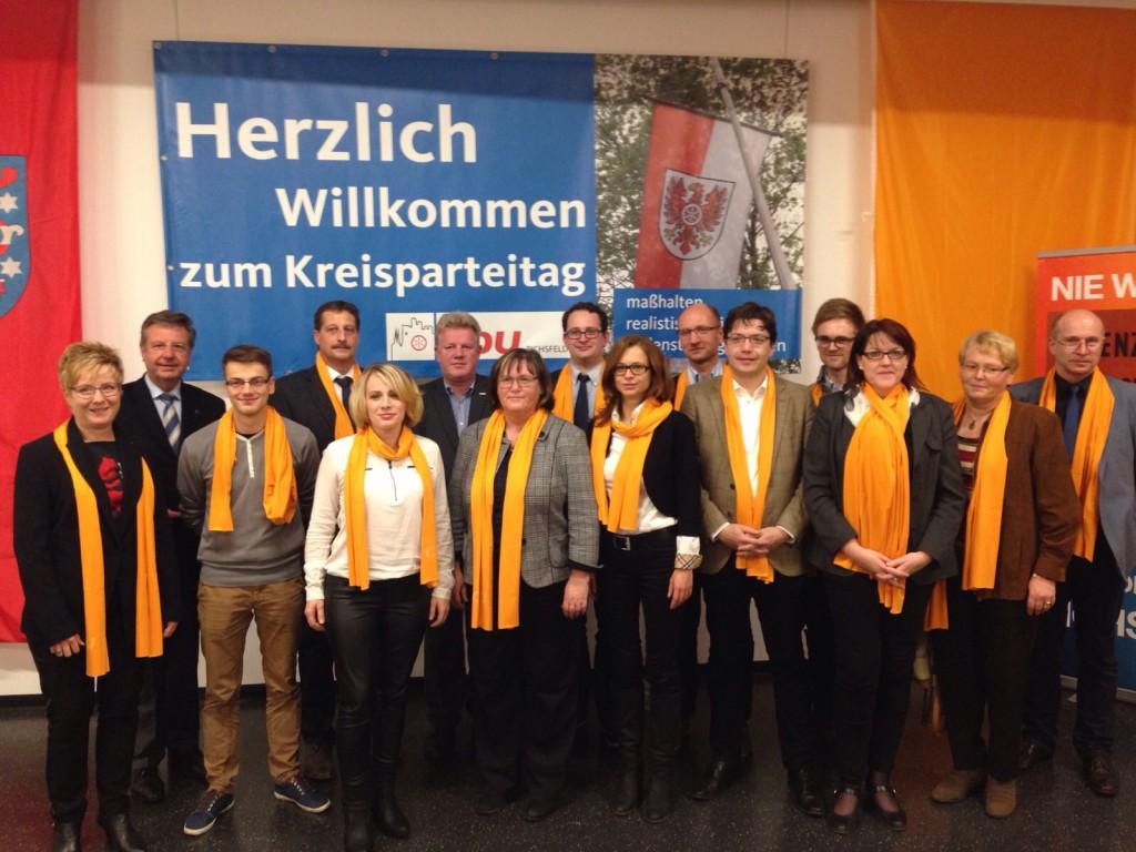 Kreisparteitag der CDU in Uder